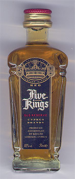 «Five Kings Old Reserve»
