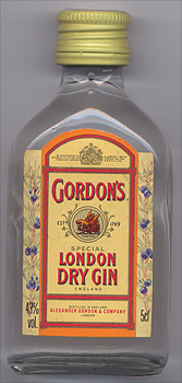 «Gordon's Special London Dry Gin»