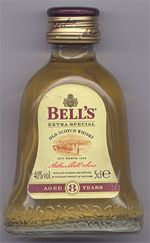 «Bell's Extra Special Aged 8 Years»
