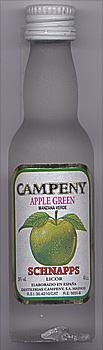 «Campeny Apple Green»