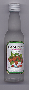 «Campeny Strawberry Fresa»