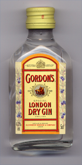 «Gordon's Special London Dry»
