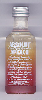 «Absolut Apeach»