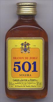 Бренди Supremo Solera Почтой