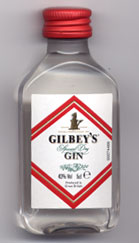 «Gilbey's Special Dry»