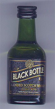 «Black Bottle»