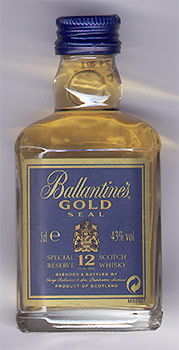 «Ballantine's Gold Seal 12 Years Old»