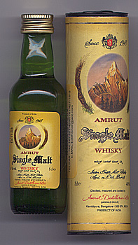 «Amrut Single Malt»