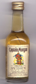 «Captain Morgan Spiced Rum»