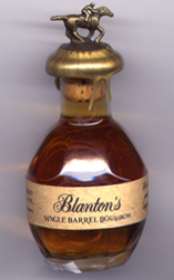 «Blanton's Single Barrel Bourbon»