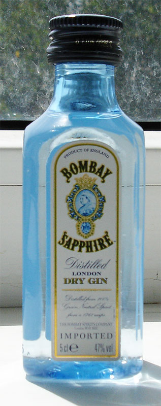 «Bombay Sapphire London Dry Gin»