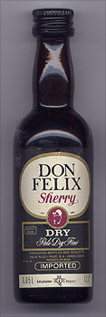 «Don Felix Sherry»