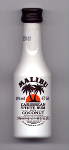 «Malibu Caribbean White Rum with Coconut»
