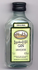 «London Hill Dry Gin»
